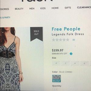 Free People Dresses - F R E E  P E O P L E